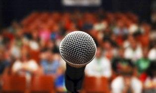Micro et auditoire