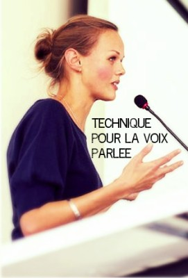 Coaching voix parlée